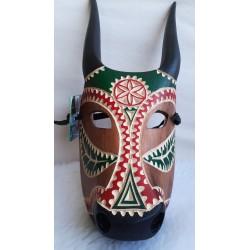 Maschera Boes originale...